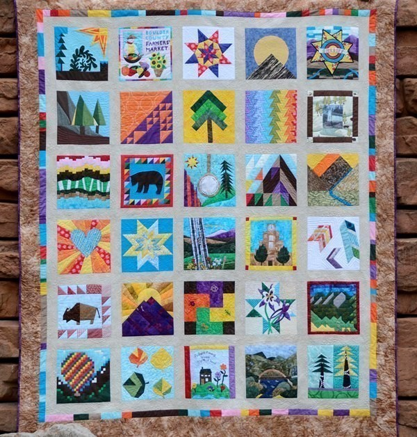 Natural Hazards Center    Disaster Quilts and Quilters : colorado quilt - Adamdwight.com
