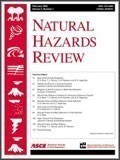 Natural Hazards Review cover